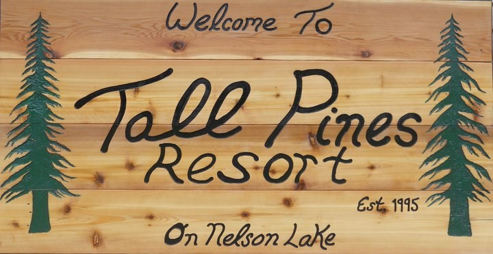 Tall Pines Resort Hayward WI